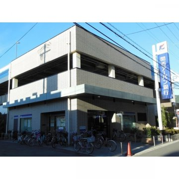 関西アーバン銀行高安支店