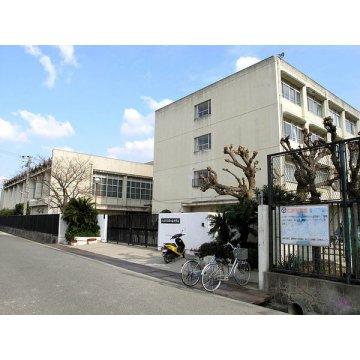 曙川南中学校