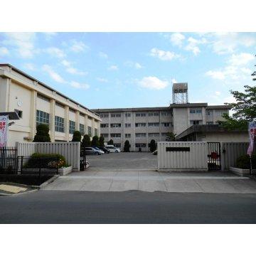 南高安中学校